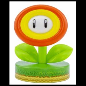 Lámpara Super Mario: Fire Flower
