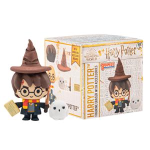 Figura Harry Potter Rubber: Harry Potter