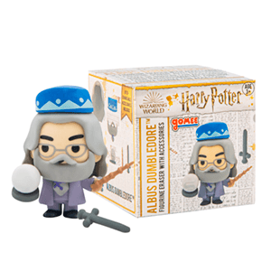 Figura Harry Potter Rubber: Dumbledore