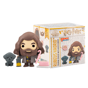 Figura Harry Potter Rubber: Hagrid