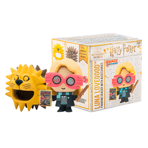 Figura Harry Potter Rubber: Luna Lovegood