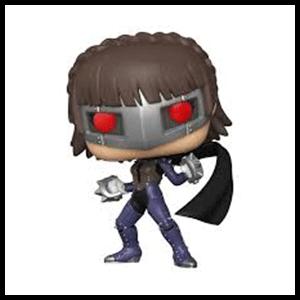 Figura Pop Metálica Persona 5: Queen