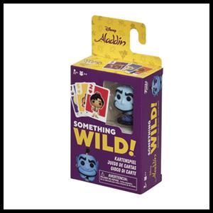 Juego de Cartas Something Wild: Aladdin