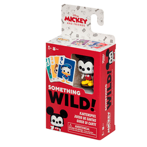 Juego de Cartas Something Wild: Mickey & Friends