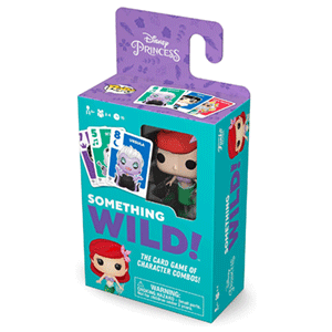 Juego de Cartas Something Wild: The Little Mermaid