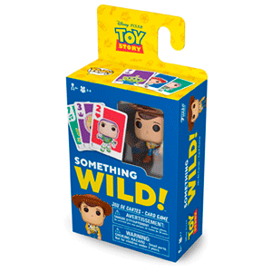 Juego de Cartas Something Wild: Toy Story