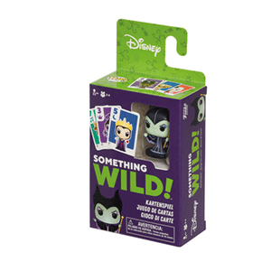 Juego de Cartas Something Wild: Villains