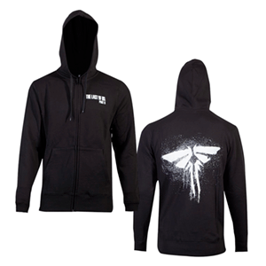 Sudadera The Last Of Us: Luciérnagas Talla XL