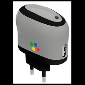 Adaptador Corriente FR-Tec para Nintendo Classic Mini SNES (REACONDICIONADO)
