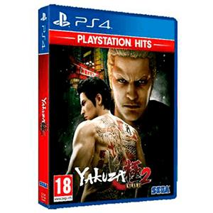 Yakuza Kiwami 2 - PS Hits