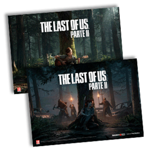 The Last of Us Parte II - Póster doble cara