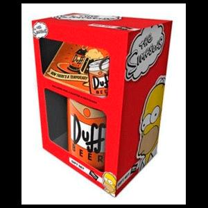 Caja de Regalo The Simpsons Duff