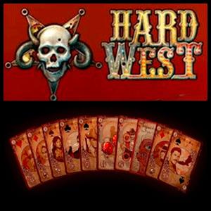 Hard West - 10 cartas