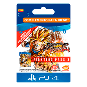 Dragon Ball FighterZ - Fighter Z Pass 3 PS4
