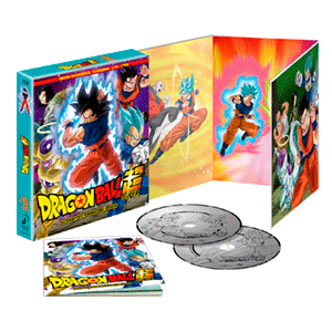 Dragon Ball Super Box 9 Edición Coleccionista