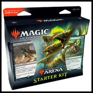 Starter Kit Magic the Gathering Magic Arena