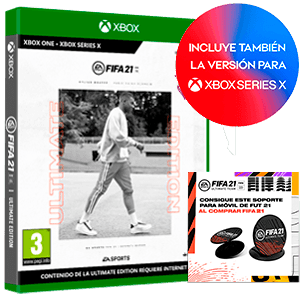FIFA 21 Ultimate Edition