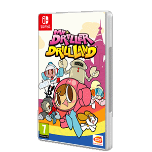 Mr. Driller Drillland Ciab
