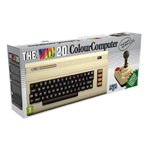 The C64 Limited Edition - THE VIC20