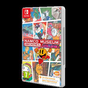 Namco Museum Archives Vol 1 CIAB