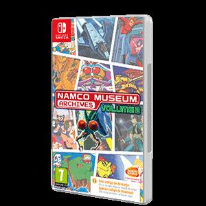 Namco Museum Archives Vol 2 CIAB