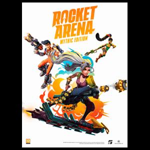 Rocket Arena - Póster