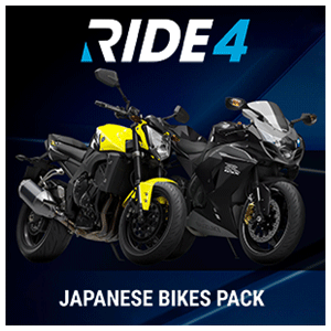 Ride 4 - DLC Japanese Bikes Pack PS4