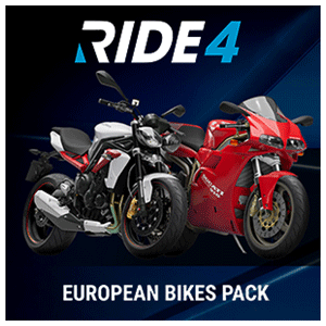 Ride 4 - DLC European Bikes Pack PS4