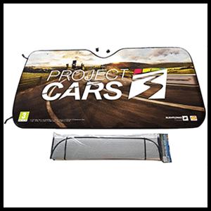 Project Cars 3 - Parasol para el coche