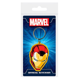Llavero Marvel: Iron Man Head