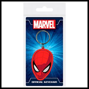 Llavero Marvel: Spider-Man Head