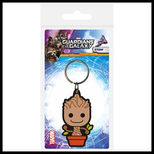 Llavero Guardianes de la Galaxia: Baby Groot