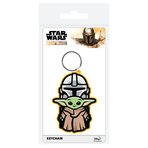 Llavero Star Wars: The Mandalorian & Child