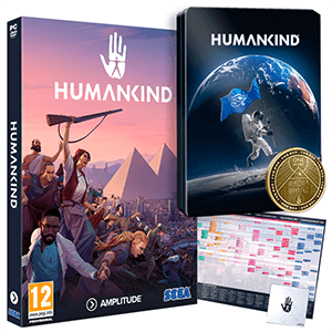 HUMANKIND - Limited Edition Steel Case