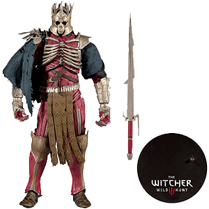 Figura The Witcher: Eredin 18 cm