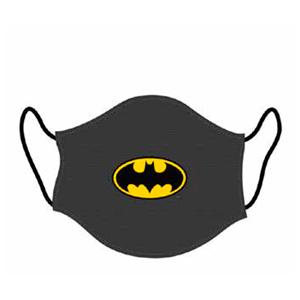 Mascarilla Batman Gris Grande
