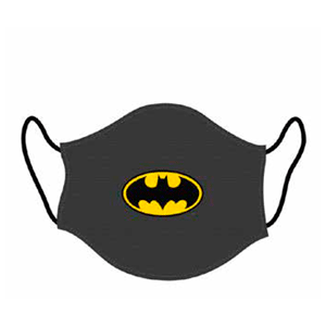 Mascarilla Batman Gris Pequeña
