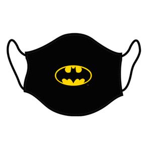 Mascarilla Batman Negro Pequeña