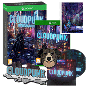 Cloudpunk Signature Edition
