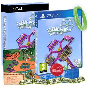 Theme Park Simulator Collector´s Edition