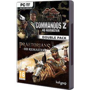 Commandos 2 & Praetorians HD Remaster Double Pack