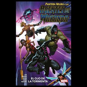 Pantera Negra y los Agentes de Wakanda nº 1