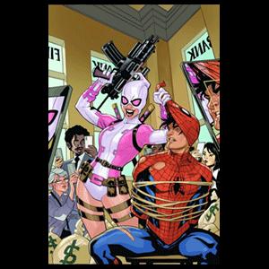 La Increíble Masacre-Gwen