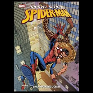 Spiderman nº 2. Spidersecución