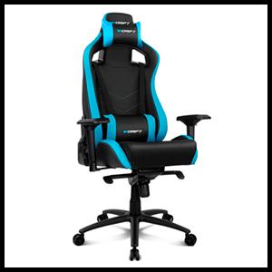 DRIFT DR500 Negro-Azul - Silla Gaming
