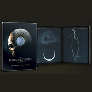 The Dark Pictures Little Hope - Steelbook de 4 discos