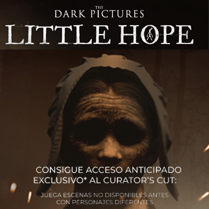 The Dark Pictures Little Hope - DLC Acceso anticipado Curators Cut PS4