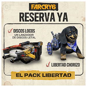Far Cry 6 - DLC El Pack Libertad