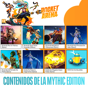 Rocket Arena Mythic Edition - DLC PC