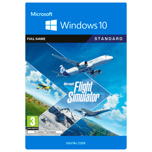 Microsoft Flight Simulator Win 10